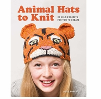 Guild Of Master Craftsman Books Animal Hats To Knit