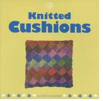 Guild Of Master Craftsman Books Knitted Cushions