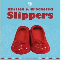 Guild Of Master Craftsman Knitted & Crocheted Slippers