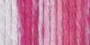Bernat Handicrafter Cotton Yarn For Breast Cancer Pinky Stripes