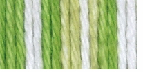 Handicrafter Cotton Yarn Stripes Lime