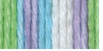 Handicrafter Cotton Yarn Stripes Violet