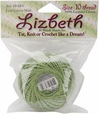 Handy Hands Lizabeth Cordonnet Cotton Thread Size 10 - Click to enlarge