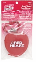 Heart Shape Tape Measure