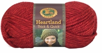 Lion Brand� Heartland� Thick & Quick� Yarn