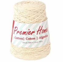 Premier� Home� Cotton Yarn Solid Cone