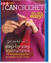 I Can Crochet It's So Easy!