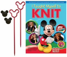I Taught Myself To Knit Disney Mickey Mouse & Friends - Click to enlarge