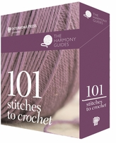 Interweave Press 101 Crochet Stitches Card Set