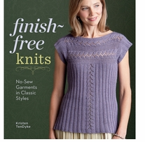 Interweave Press Finish Free Knits