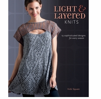 Interweave Press Light and Layered Knits