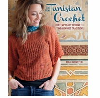 Interweave Press The New Tunisian Crochet