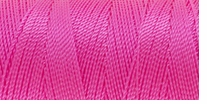 Iris Nylon Crochet Thread Bright Pink Size 2 300yds (275m)