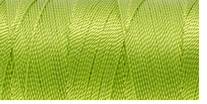 Iris Nylon Crochet Thread Lime Size 2 300yd