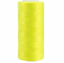 Iris Nylon Crochet Thread Neon Yellow Size 2 300yd
