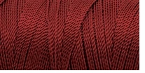 Iris Nylon Crochet Thread Burgundy Size 2 300yds (275m)