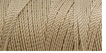 Iris Nylon Crochet Thread Size 2 300Yards/275meters Khaki