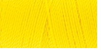 Iris Nylon Crochet Thread Size 2 300Yards/275meters Yellow