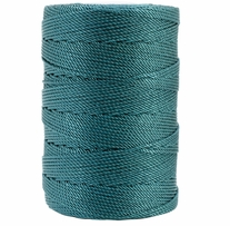 Iris Nylon Crochet Thread Teal Size 18 197yd