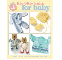 Itty-Bitty Knits For Baby