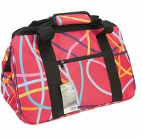 JanetBasket Ribbons Eco Bag 18inX10inX12in