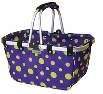 JanetBasket Twilight Eco Bag Twilight 18inX10inX12in