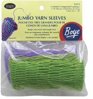 Jumbo Yarn Sleeves