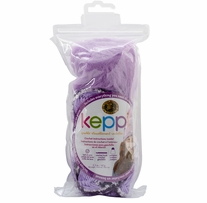 Keppi Crochet Kit Grape Jelly Sparkle
