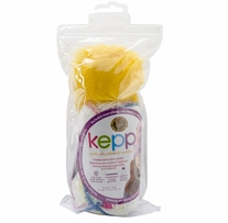 Keppi Crochet Kit Rainbow Cupcake Sparkle