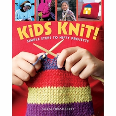 Kids Learn to Knit Kids Learn to Crochet - Click to enlarge