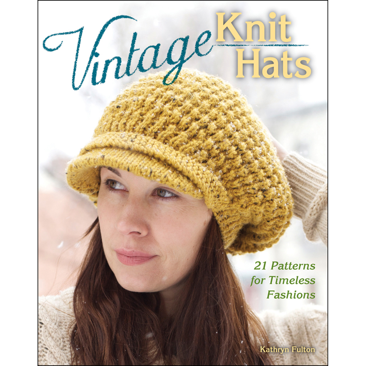 Knitting Pattern Books Hats : Knitting Books Hats, Scarves, Gloves & Socks