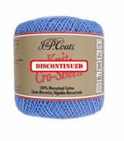 Knit-Cro-Sheen Crochet Cotton Thread - DISCONTINUED
