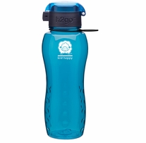Knit Happy H2Go Bottle Aqua 24oz