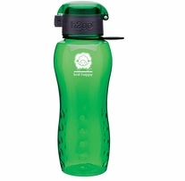 Knit Happy H2Go Bottle Green 24oz