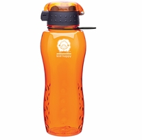 Knit Happy H2Go Bottle Tangerine 24oz