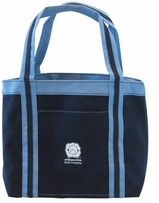 Knit Happy Take-Along Tote Blue