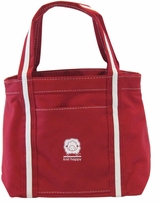 Knit Happy Take-Along Tote Red