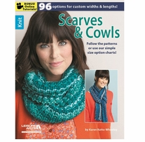 Knit: Scarves & Cowls
