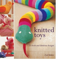 Knitted Doll Clothes & Knitted Toys