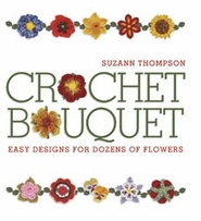 Lark Books Crochet Bouquet