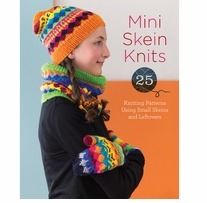 Lark Books Mini Skein Knits