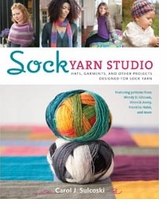 Lark Books Sock Yarn Studio