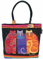 Laurel Burch Tote Bags - Click to enlarge