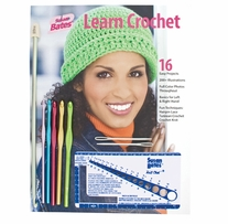 Learn Crochet! Kit