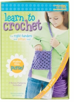 Learn To Crochet Kit Purse