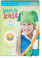 Learn To Knit Hat