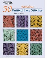 Leisure Arts 50 Fabulous Knitted Lace Stitches
