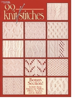 Leisure Arts 99 Knit Stitches