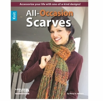 Leisure Arts All Occasion Scarves