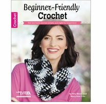 Leisure Arts Beginner Friendly Crochet
